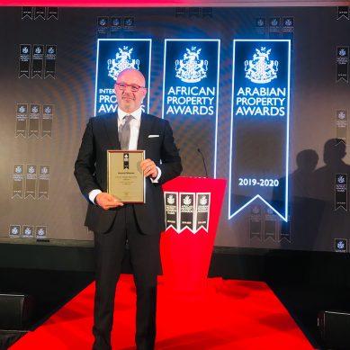 ns&a win big at the Arabian Property Awards