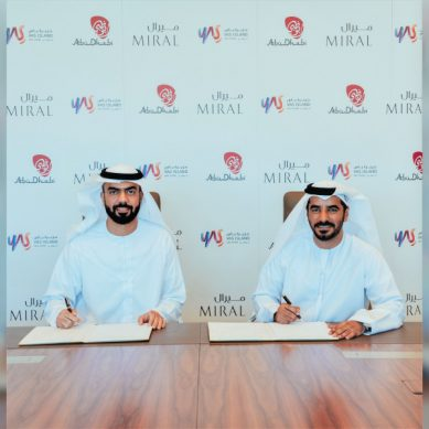 Agreement between DCT Abu Dhabi and Miral to generate USD 23 million economic impact