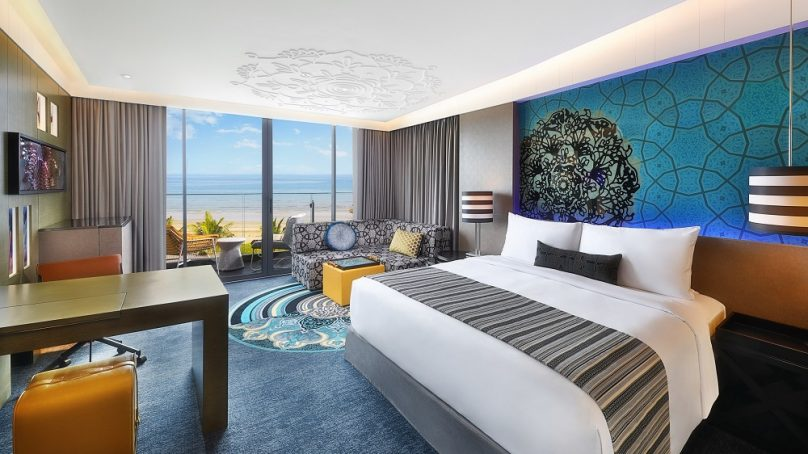 W Hotels debuted in Oman with W Muscat