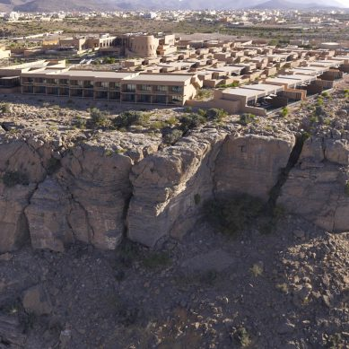 Anantara Al Jabal Al Akhdar's royal culinary popup event