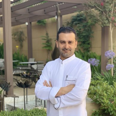 Chef Toufic Ismail joins Fairmont Amman as Executive Pastry Chef