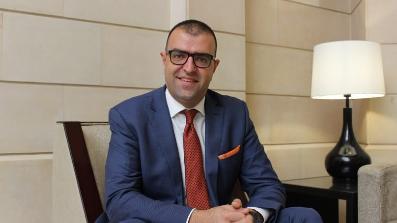 Appointment of a new Hotel Manager at Amman Marriott Hotel