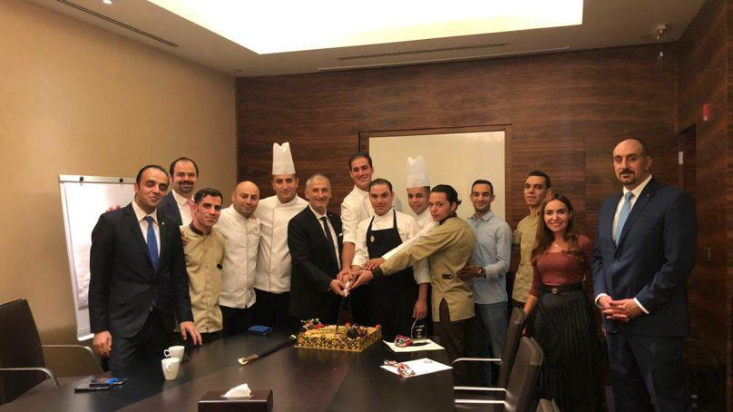 HORECA Jordan 2019 awards InterContinental Hotel
