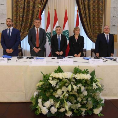 Conference outlines roadmap for Lebanon's agro-industries