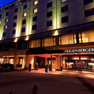 Chinese Huazhu Group buys German Steigenberger hotels from Egyptian entrepreneur