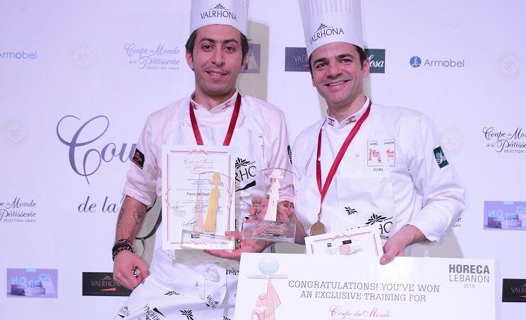 Coupe du Monde de la Pâtisserie at SAUDI HORECA 2019