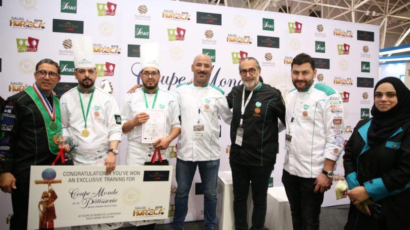Saudi HORECA's National World Pasty Cup winners crowned