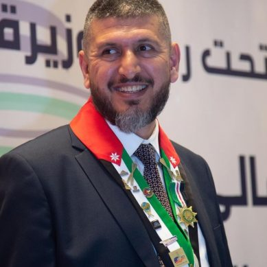 Shadi Abu Khadija re-elected president of the Jordanian Chefs' Association