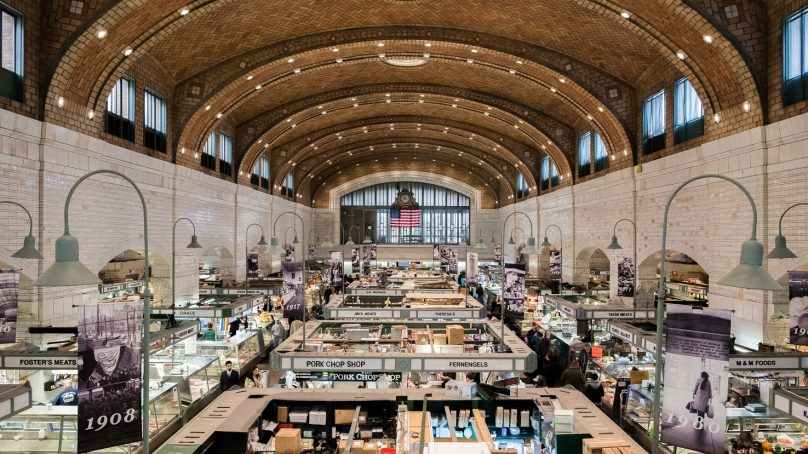 The Food Hall Frenzy