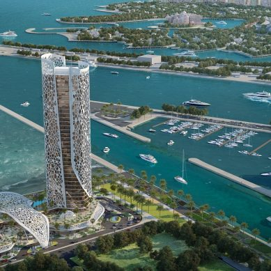 Rosewood Doha And Rosewood Residences Doha to open in Lusail City in 2022