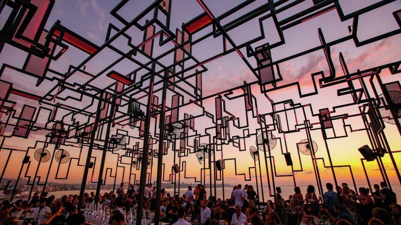 SPINE Beirut wins two awards at the 2019 Restaurant & Bar Design Awards