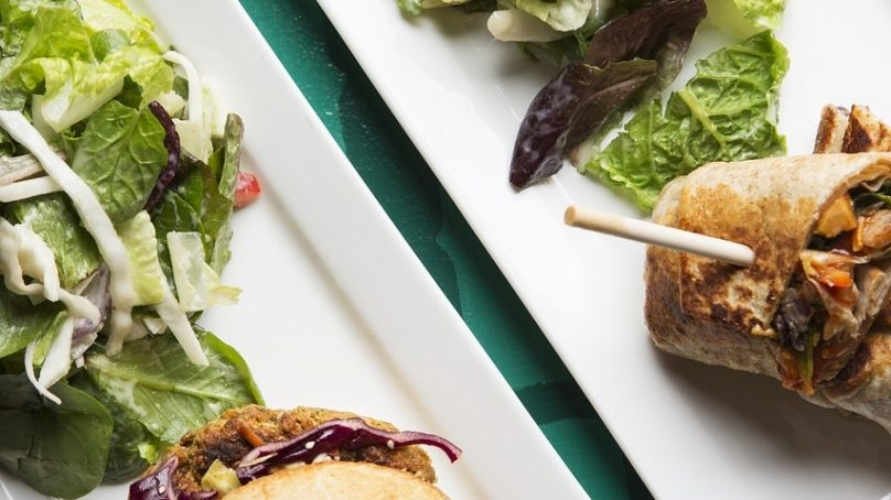 What are 2020's culinary trends released by Les Dames d'Escoffier?