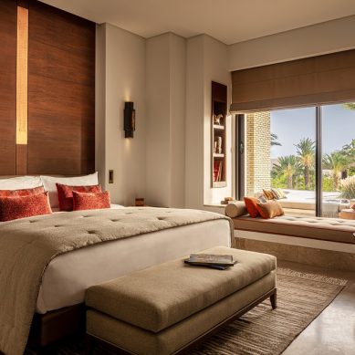 Anantara Tozeur Resort is welcoming guests in the desert