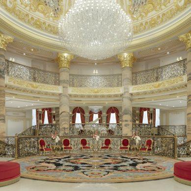 Emerald Palace Kempinski Dubai is welcoming guests