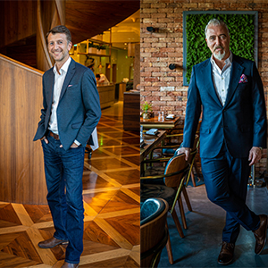 Two new leaders join Gates Hospitality