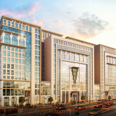 World's largest Fairfield By Marriott Hotel coming to Makkah