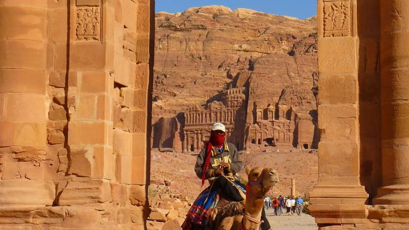 The Middle East leads international tourism arrivals in 2019