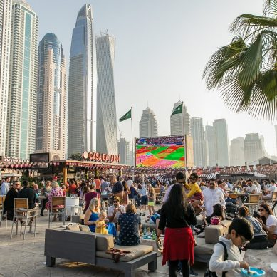 Dubai hosted the second edition of the region's largest international cheese festival