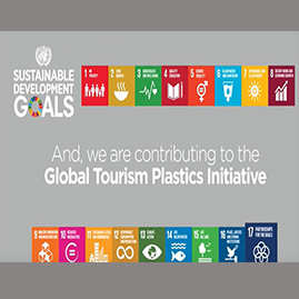 Radisson Hotel Group pledges to reduce plastic usage
