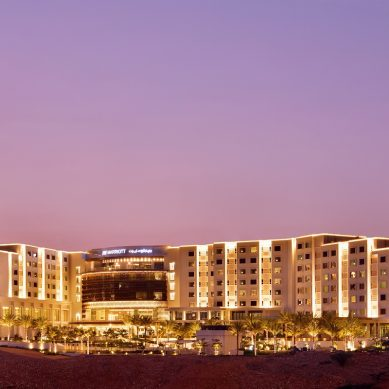 JW Marriott debuts in Muscat with JW Marriott Muscat