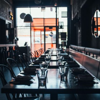 How is COVID-19 impacting the ME's restaurant industry?