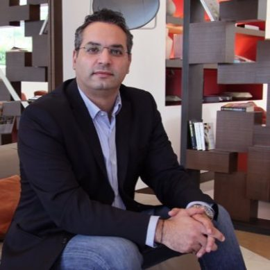 Industry heroes: Walid Baroudi found the right 'Key' to the hotel door
