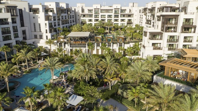 Jumeirah Al Naseem is the first hotel in the world to receive Bureau Veritas Safeguard Label