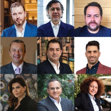 Nine restaurateurs making an impact