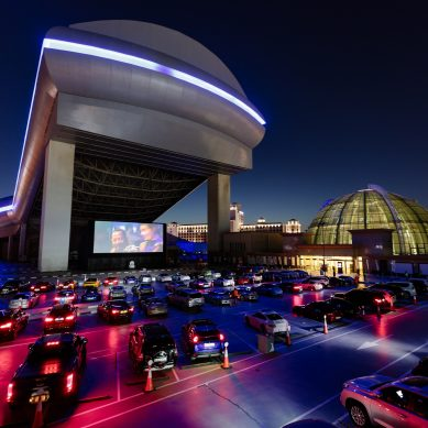 Majid Al Futtaim launches VOX Cinemas Drive-in at Mall of the Emirates