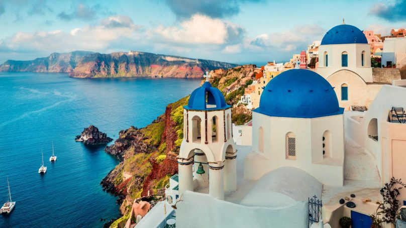 Top Of The Class: Greece's Lesson In Mastering Tourism