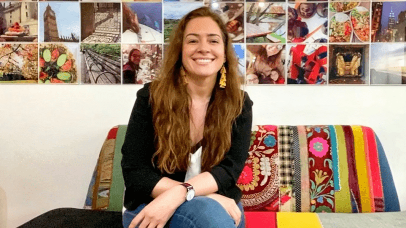 60 Seconds with Christine Assouad
