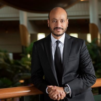 Fathi Khogaly is the new Area Vice President at Hyatt Hotels in Dubai