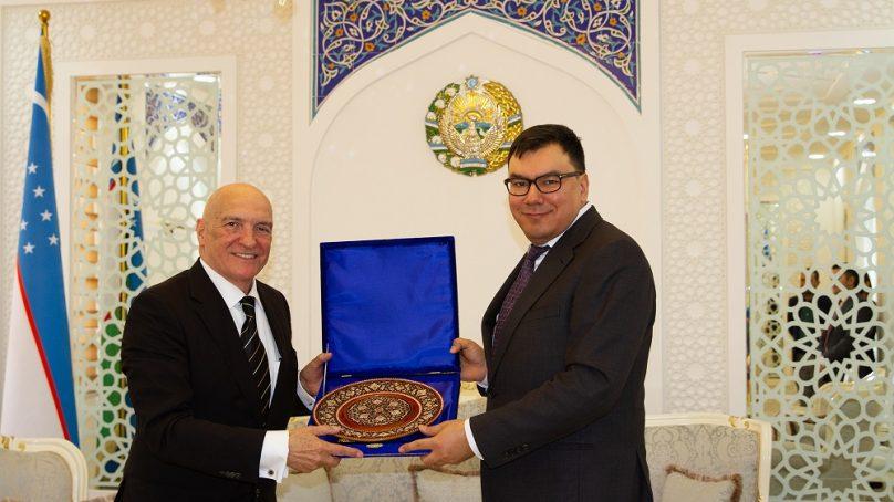 UAE hospitality experts to help develop Uzbekistan's hotel industry