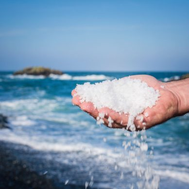 Bidfood UAE signs exclusive foodservice distribution agreement with Cornish Sea Salt