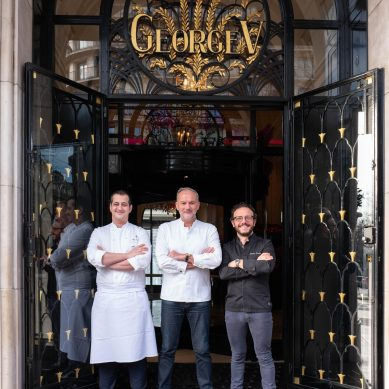How Four Seasons Hotels George V is supporting the global restaurant industry