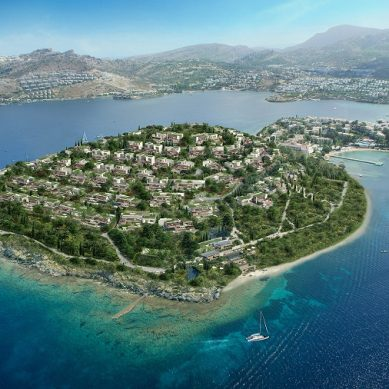 The Ritz-Carlton Residences to debut in the region in Bodrum in 2021
