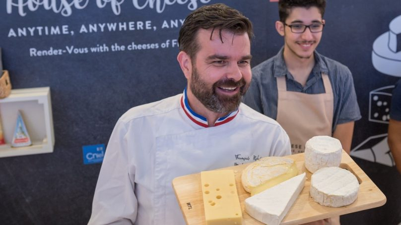 For The Love of Cheese With Francois Robin