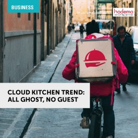 Cloud Kitchen Trend: All Ghost, No Guest