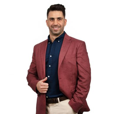 Interview with the Go! Getter Ziad Kamel