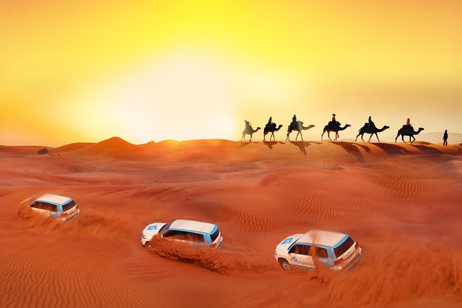 A Dubai camel riding and desert BBQ experience wins TripAdvisor's 2020 Travelers' Choice Award for Experiences