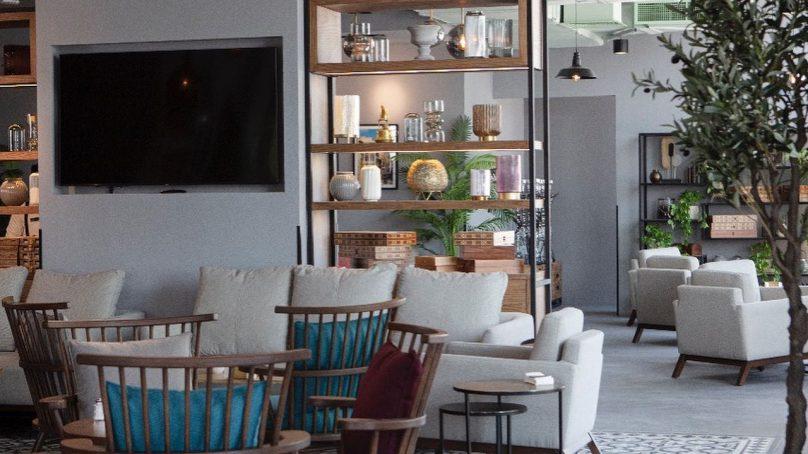 Al Beiruti restau-café opened its doors in Dubai