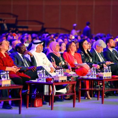 Abu Dhabi becomes an international business events destination