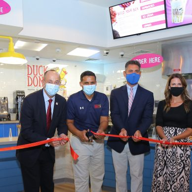 American Duck Donuts debuts in Dubai