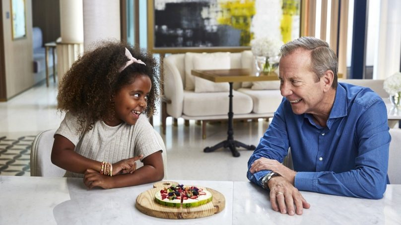 Jumeirah Group brings a custom kids menu to enhance the family holiday experience
