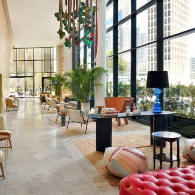 How Covid-19 Is Changing The Shape Of Hotel Space