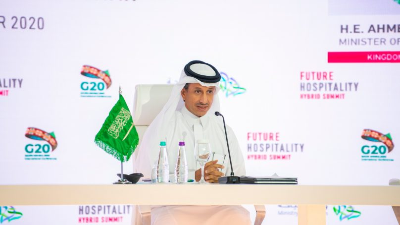 6,000 attendees at the opening ceremony of Future Hospitality Summit