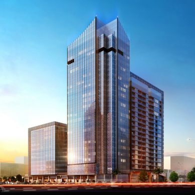 DoubleTree by Hilton debuts its hotel and serviced residences in Dubai next month