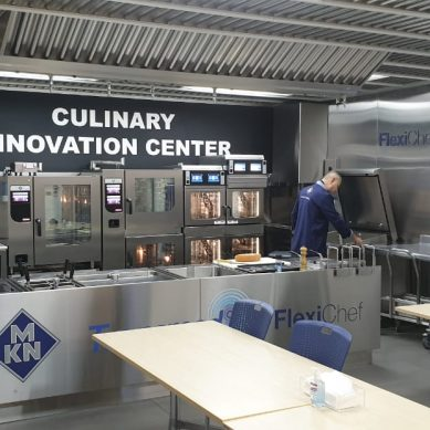 Dubai's MKN-Transmed Culinary Innovation Center renovated