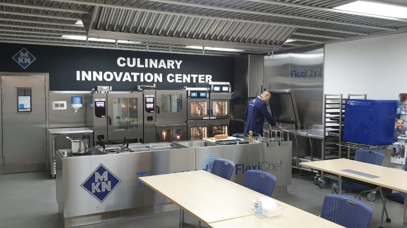 Dubai's MKN-Transmed Culinary Innovation Center renovated