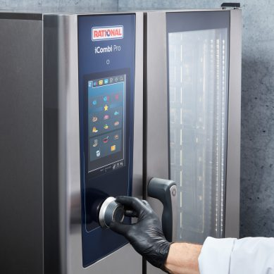 iDensityControl from Rational: part of the new iCombi Pro combi steamer